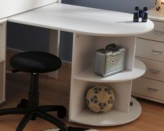Eli pull out desk