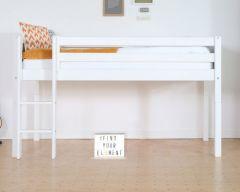 Nordic midsleeper bed