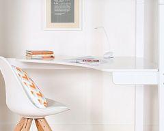 Nordic corner desk