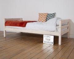 Custom single bed